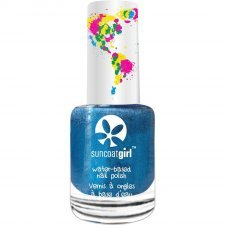 Suncoat peelable nail polish girl - Teal Zing