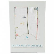 Swaddle set Gone Fishing in bamboo
