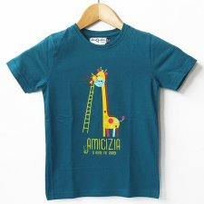 T-shirt children Great in organic fair trade cotton