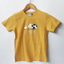 T-shirt children Unique in organic fair trade cotton