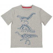 T-shirt Dinosauri in cotone biologico