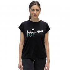 T-shirt Joy in Eucalipto