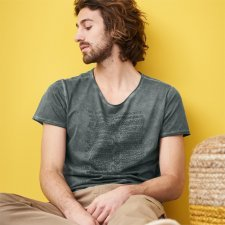 T-shirt No Compromise in organic cotton
