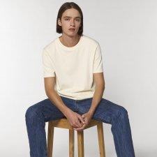 T-shirt unisex Creator RAW in cotone biologico non sbiancato