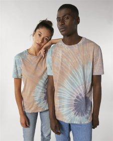 T-shirt unisex Creator Tie and Dye in cotone biologico