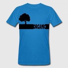 T-shirt uomo in cotone biologico Organic