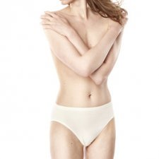 Tanga slip in organic cotton