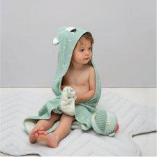 Tappeto da gioco Baby in cotone biologico FIORE