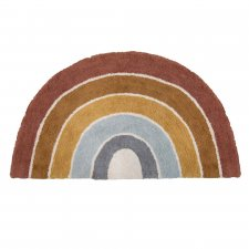Tappeto Arcobaleno in cotone per bambini