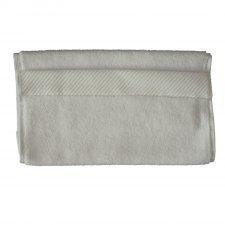 Terry towel in organic cotton 30x50cm