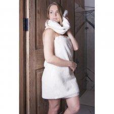 Terry towel in organic cotton 70x140cm