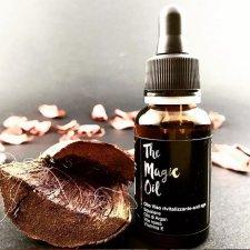 The magic Oil - Olio viso rivitalizzante anti age allo squalano e vite rossa