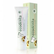 Ecodenta toothpaste for sensitive teeth