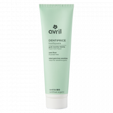 Toothpaste with organic mint Avril