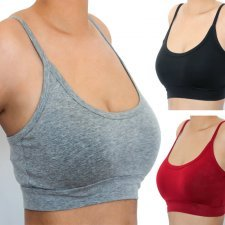 Top Bustier in organic cotton