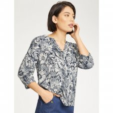 Top Lisbet in hemp and rayon