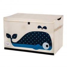 Toy Chest Whale