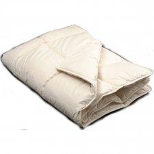 Trapunta letto singolo in cotone bio