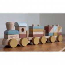 Trenino Pure & Nature in legno ecologico