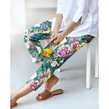 Trousers Leolani in Tencel