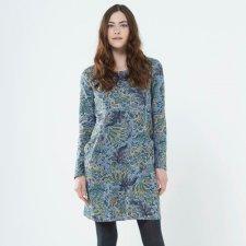 Tunic dress Aurora in organic cotton