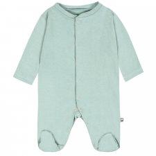 Tutina Menta per neonati in cotone biologico