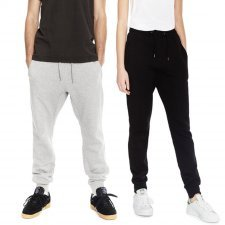 Unisex sweat pants in organic cotton