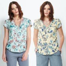 Flora Jersey Shirt
