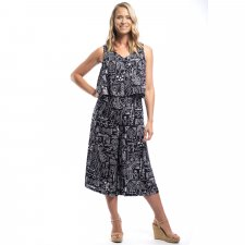Zamora jumpsuit in sustainable rayon