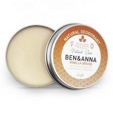 Vanilla Orchid Vegan Zero Waste cream deodorant