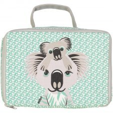 Vanity case Mibo Koala in organic cotton