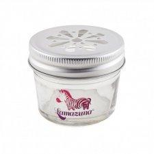 Vasetto in vetro per cosmetici solidi Lamazuna