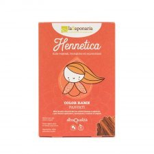 Vegetal and organic Hair dye - Copper color