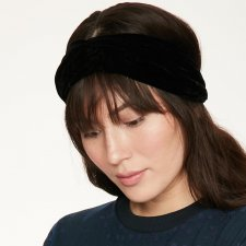 Veronica Recycled Polyester Woven Headband