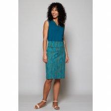 Versatile skirt in organic cotton