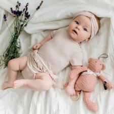 Vestito Body per Bambina in Bamboo organico