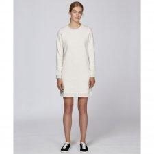 Vestito donna in Felpa di Cotone Biologico