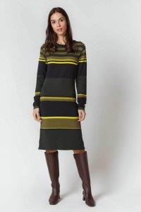 Vestito DURNE da donna in puro cotone biologico Fairtrade