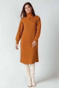Vestito GERGORE da donna in puro cotone biologico Fairtrade
