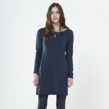 Vestito in lana e cotone equosolidale