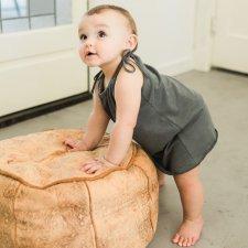 Vestito Summer per Bambina in Bamboo organico
