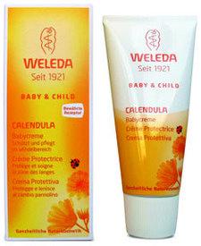 Weleda calendula crema protettiva per cambio pannolino - Cambio pannolino in bagno ...