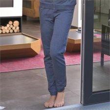 Wellness trousers Alisa in organic cotton