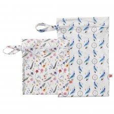 Wet Bag porta pannolini e costumi da bagno