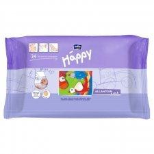 Wep wipes Happy Bella Baby Allantoin and Vit E- 24 pcs