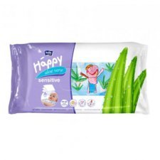 Wep wipes Happy Bella Baby Sensitive - 56 pcs