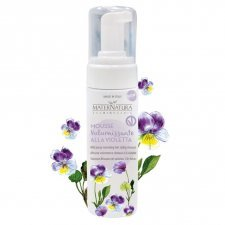 Wild Pansy Volumising Hair Styling Mousse