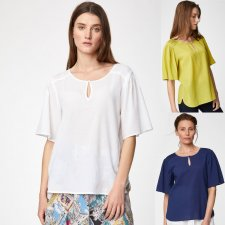 Winnie Organic Cotton Blouse