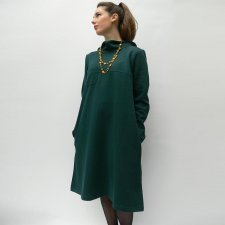 Dress Warm in fair trade organic cotton