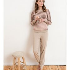 Woman pyjama in organic cotton